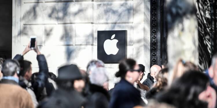 Apple solde un contentieux de 500 millions d'euros avec le fisc français