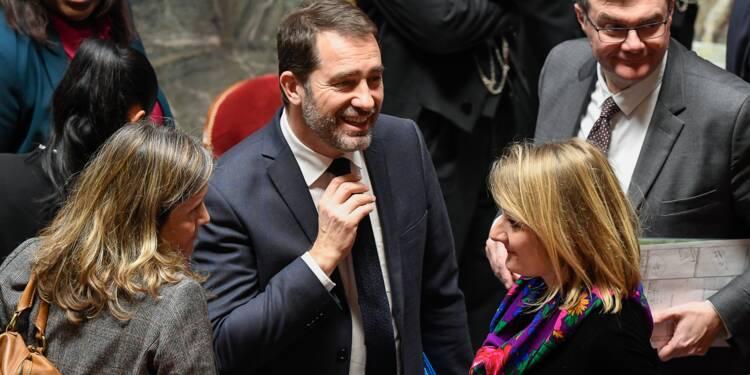 """Large vote de l'Assemblée sur le texte """"anticasseurs"""" mais 50 dissidents LREM"""