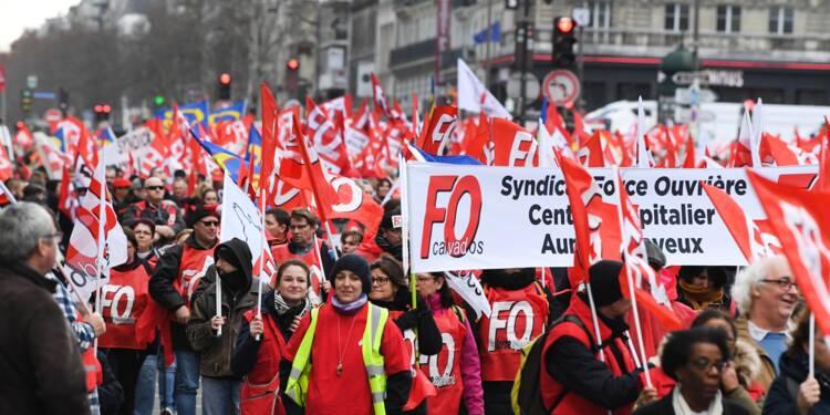 356294af43b Fonction publique  appel à la grève le 9 mai contre la réforme ...