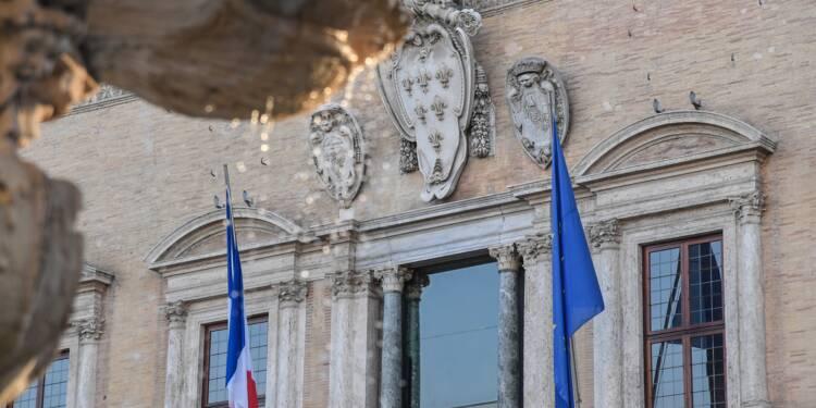 """La crise franco-italienne """"sans précédent"""", juge la presse transalpine"""