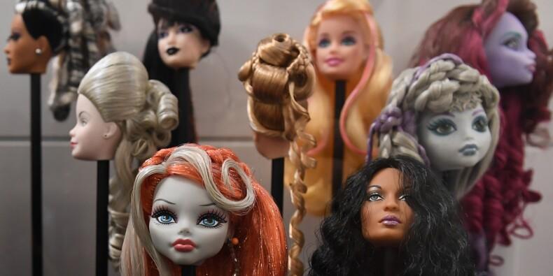 Le fabricant de Barbie limite ses pertes, le titre s'envole