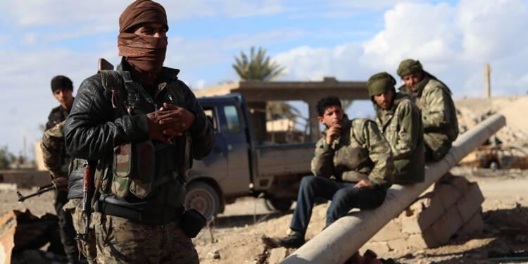 """En Syrie, une alliance arabo-kurde a lancé sa """"bataille finale"""" contre l'EI"""