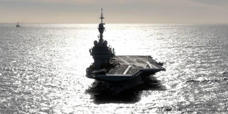 Apres Deux Ans De Pause La Marine Francaise Retrouve Son Porte
