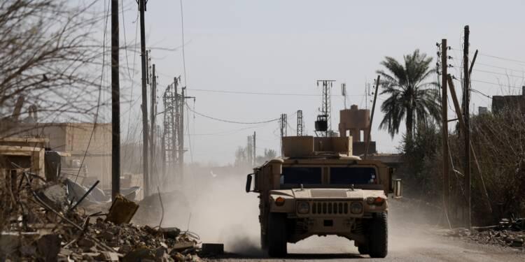 Une alliance arabo-kurde avance dans la dernière poche de l'EI en Syrie