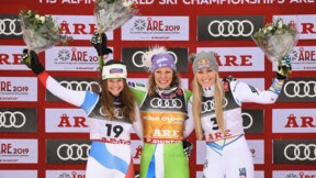 Mondiaux de ski: miracle bronzé pour Vonn, doublé doré pour Stuhec