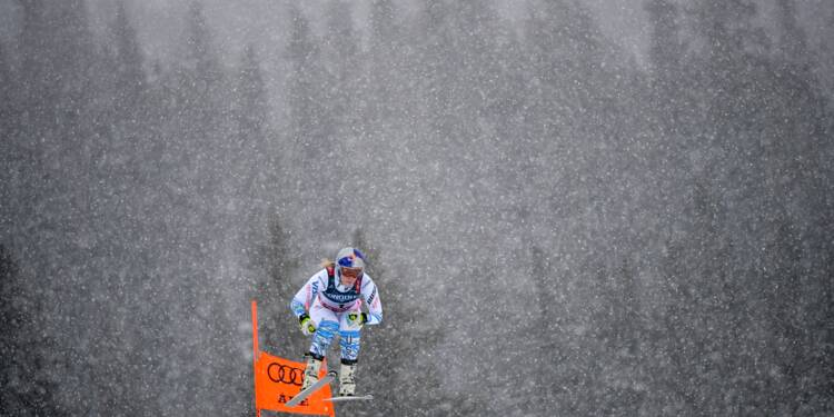 Mondiaux de ski: la descente pour la sortie de la reine Lindsey
