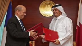 """Accord """"stratégique"""" Paris-Doha, notamment sur la """"sécurité régionale"""""""