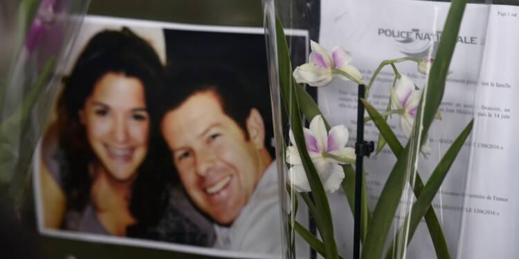 Policiers tués à Magnanville en 2016: deux hommes en garde à vue
