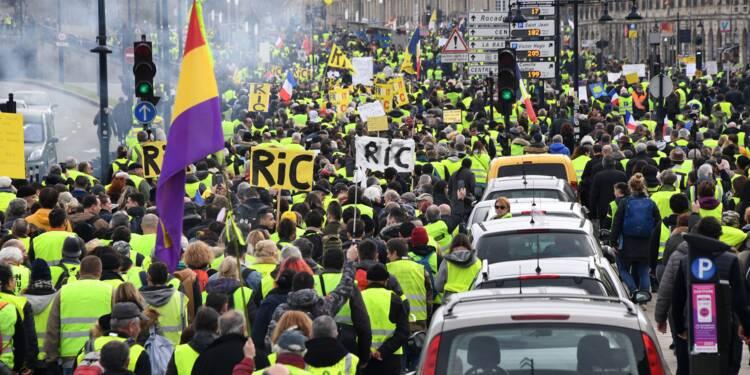 """""""Gilets jaunes"""" à Bordeaux: les commerçants désespérés ne voient pas """"le bout du tunnel"""""""