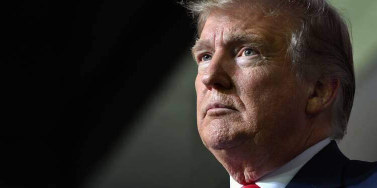 """Trump va déclarer l'""""urgence nationale"""" pour construire son mur à la frontière"""