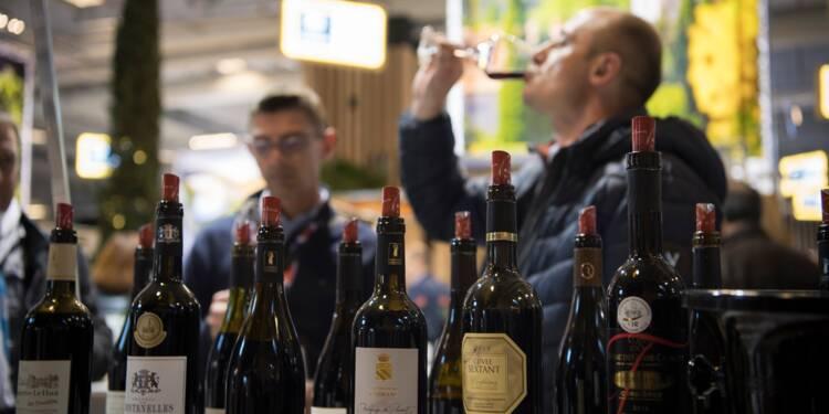 Au salon du vin de Paris, le Brexit fait trembler les vignerons