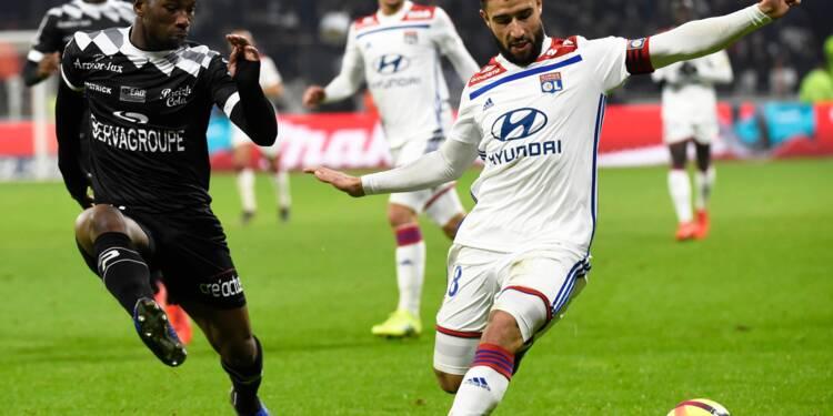 Coupe de France: Lyon doit se relever, Rennes veut rêver