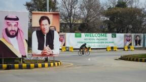 Le prince héritier saoudien entame sa tournée asiatique au Pakistan