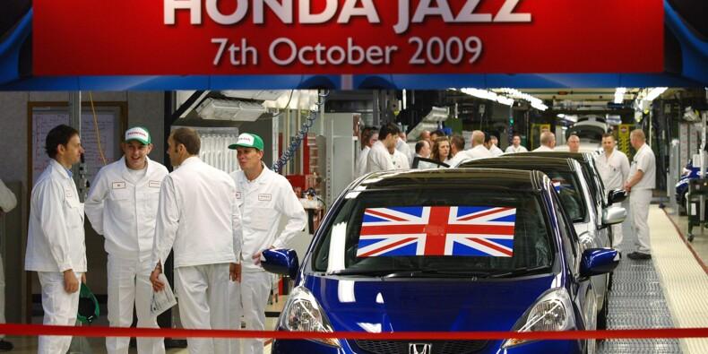 Encore un dégât du Brexit : Honda va fermer son usine britannique