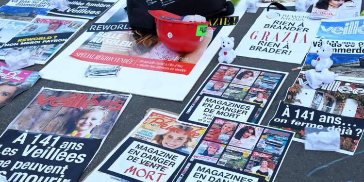 Mondadori va céder sa filiale française de magazines à Reworld Media