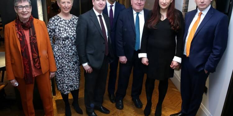 Sept députés britanniques annoncent leur démission du Parti travailliste