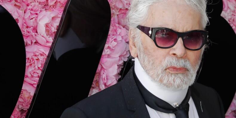 Karl Lagerfeld, star planétaire de la mode, est mort