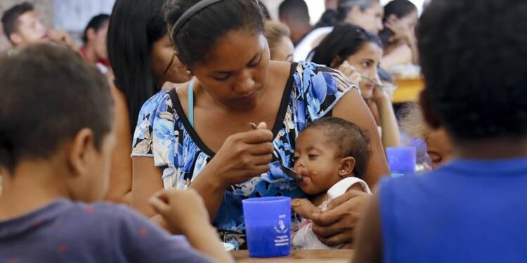 """Venezuela: le Brésil va proposer de l'aide """"en coopération avec les Etats-Unis"""""""