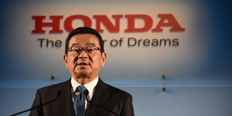 Honda crée la consternation au Royaume-Uni avec la fermeture de son usine de Swindon