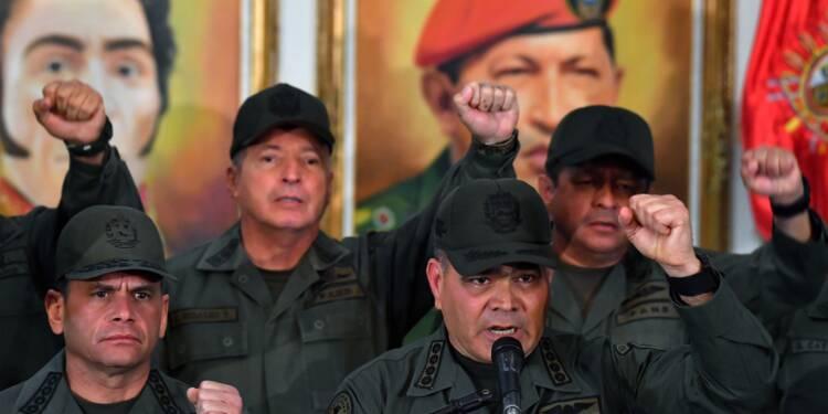 Venezuela: l'armée déterminée à empêcher l'entrée de l'aide