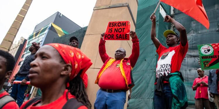 L'Afrique du Sud renfloue le géant de l'électricité en déroute