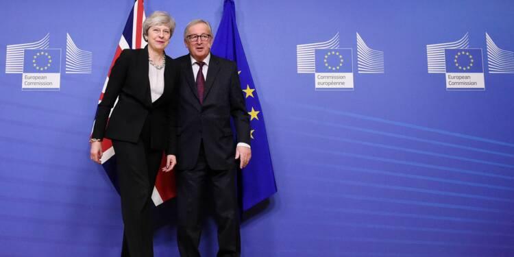 """Brexit: une percée possible """"dans les prochains jours"""", selon Hammond"""