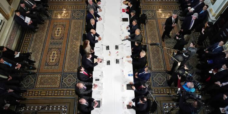 Les négociations commerciales ont repris entre Washington et Pékin