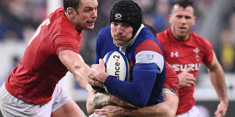 Six nations: le XV de France sur des chardons ardents