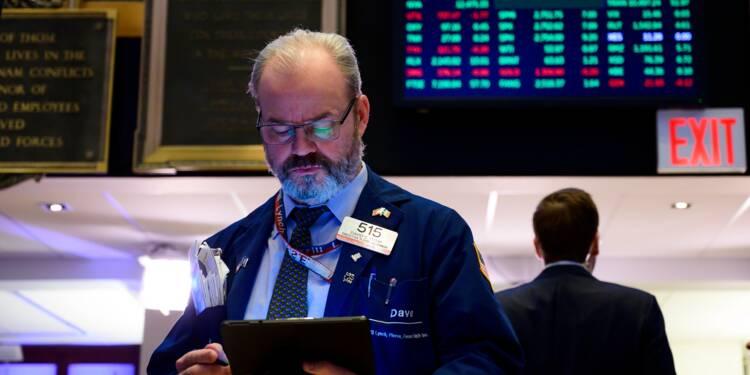 Wall Street ouvre en baisse, reprenant son souffle