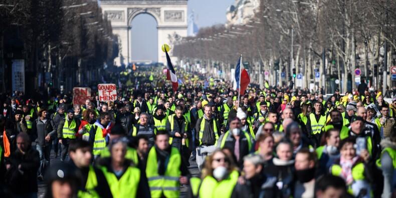 """""""Gilets jaunes"""": nouveau samedi de mobilisation partout en France pour l'acte 15"""