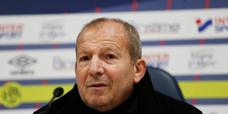 """Ligue 1: à Caen, Courbis n'est pas venu faire """"le guignol"""""""
