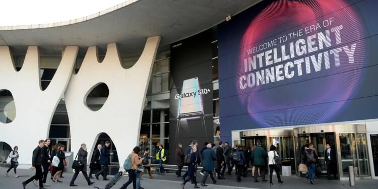 Télécoms: le Mobile World Congress de Barcelone ouvre ses portes