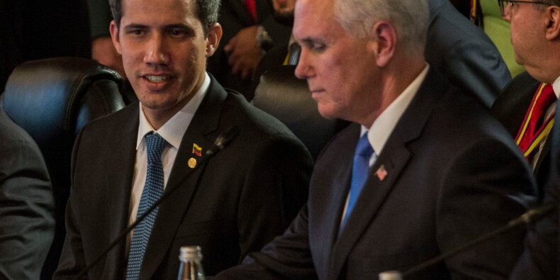 Venezuela: le Groupe de Lima écarte l'usage de la force contre Maduro, Guaido veut rentrer