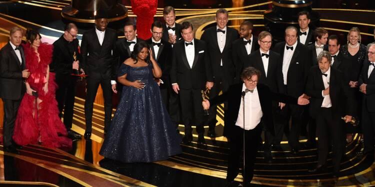 """""""Green Book"""" sacré aux Oscars, triplé pour """"Roma"""""""