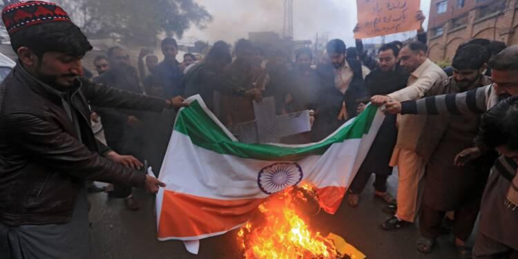 """Vives tensions après une """"frappe"""" indienne anti-islamiste au Pakistan"""