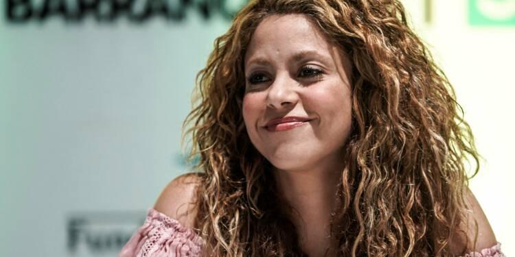 Shakira convoquée par un juge pour une fraude fiscale présumée à 14,5 millions d'euros