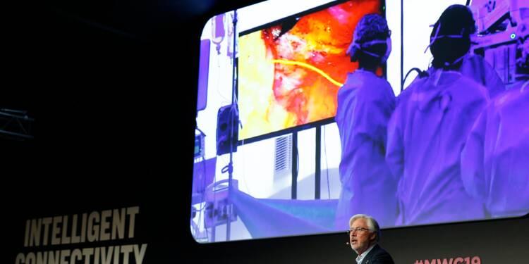 Santé: première opération chirurgicale via la 5G