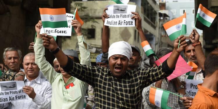 Cachemire: des avions pakistanais ont violé l'espace aérien indien