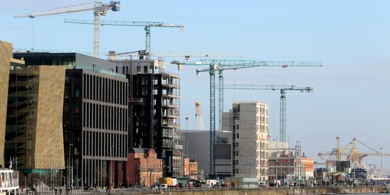 Grâce au Brexit, Dublin gagne ses galons de capitale financière