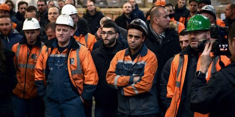 Le sort de l'aciérie Ascoval de nouveau suspendu à la justice