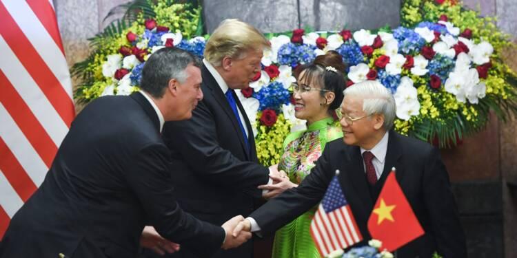 Des compagnies vietnamiennes et américaines signent pour 21 milliards de dollars de contrats