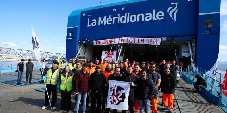 La Méridionale conteste en justice son éviction partielle dans l'appel d'offres pour la liaison Corse-continent
