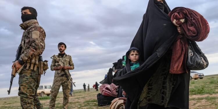 Syrie: le périple des évacués du dernier réduit jihadiste