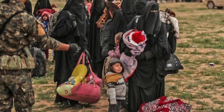 En Syrie, les forces antijihadistes se préparent à l'assaut final