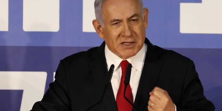 Elections israéliennes et menace d'inculpation de Netanyahu: des clés pour comprendre