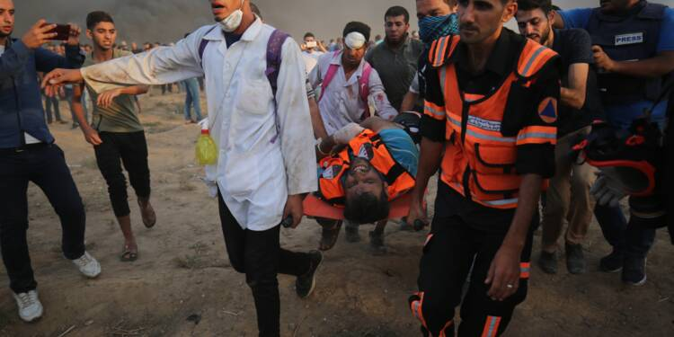 "Manifestations à Gaza: L'ONU accuse Israël de possibles ""crimes contre l'humanité"""