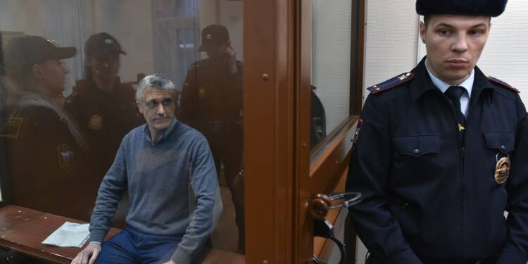 """Michael Calvey, """"patriote russe"""" emprisonné pour fraude"""
