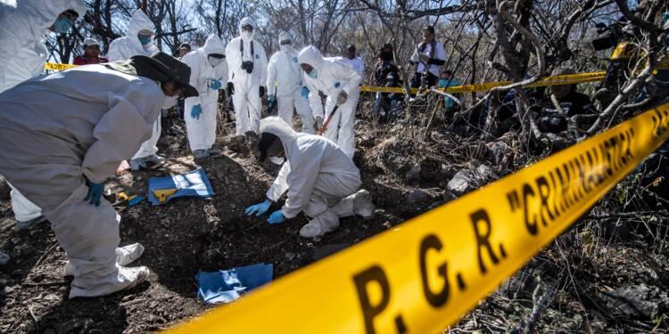 Au Mexique, quand des familles disparaissent en cherchant leurs disparus