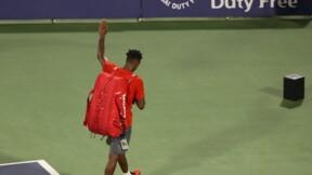 Tennis: Federer à un match de son 100e titre, Monfils éliminé