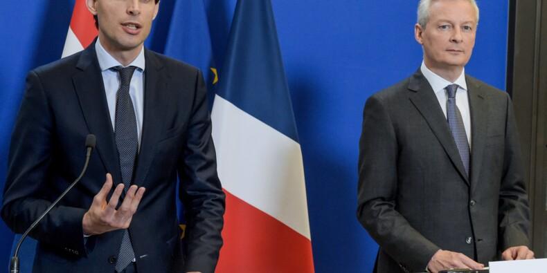 France et Pays-Bas travaillent pour améliorer les performances d'Air France-KLM